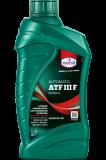 Смазочные материалы для легковых автомобилей: Eurol ATF III F