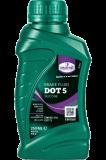 Смазочные материалы для легковых автомобилей: Eurol Brakefluid DOT 5 Silicone