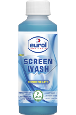 Eurol Screenwash Lemon