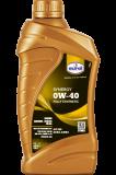 Смазочные материалы для легковых автомобилей: Eurol Synergy 0W-40