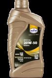 Смазочные материалы для легковых автомобилей: Eurol Special 20W-50