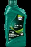 Смазочные материалы для легковых автомобилей: Eurol MTF 75W-80 GL5