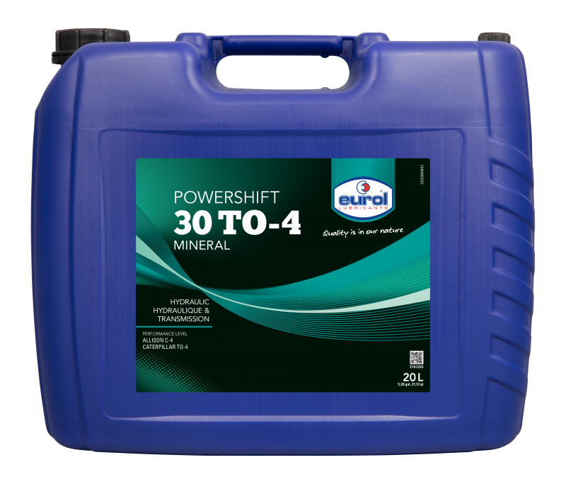 Eurol Powershift 30 TO-4