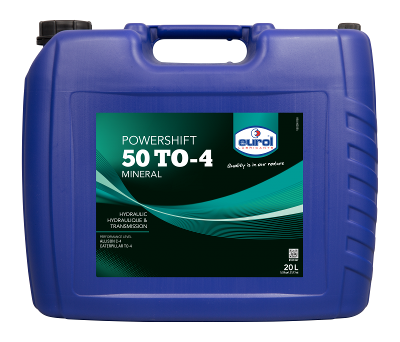 Eurol Powershift 50 TO-4