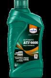 Смазочные материалы для легковых автомобилей: Eurol ATF 6600