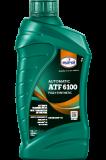 Смазочные материалы для легковых автомобилей: Eurol ATF 6100
